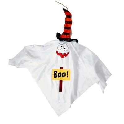 40 in. Hanging Halloween Ghost (Set of 2)