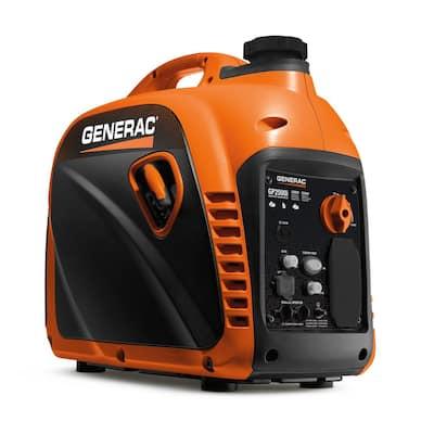 GP2500i 2,500-Watt Manual-Start Gasoline Powered Inverter Generator 50-ST/CSA