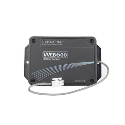 Battery Backup for Web600