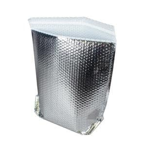18 in. W x 18 in. L Thermal Bubble Bag (25 Pack)