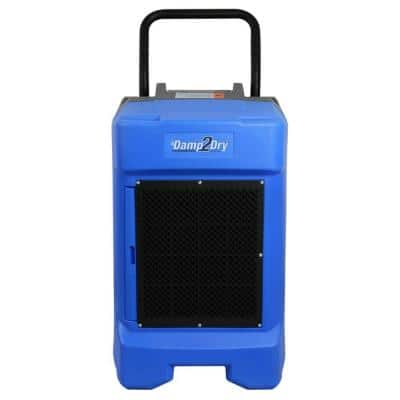 Commercial 200-Pint Bucketless Dehumidifier