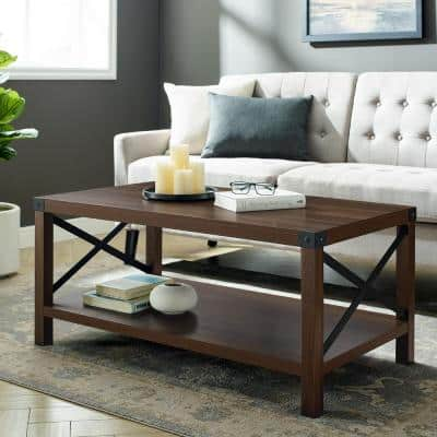Mdf Coffee Tables Accent Tables The Home Depot