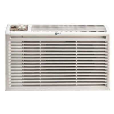 5,000 BTU 115-Volt Window Air Conditioner in White