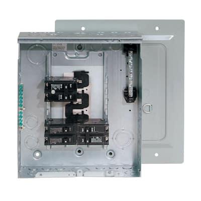 BR 100 Amp 10-Space 20-Circuit Indoor Main Breaker Renovation Loadcenter Value Pack