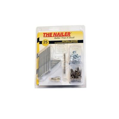 Drywall Backer Clip Kit (25-Pack)