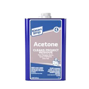 1 qt. Acetone