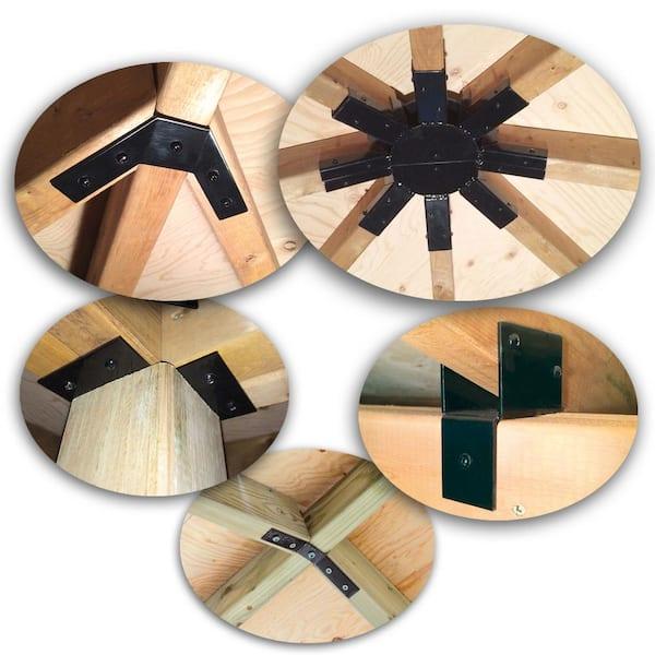 195-Piece Hardware Kit Pro-Line Fasteners PLKYZF