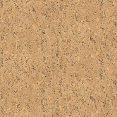 Adrift Neutral Large Cork Natural/Gold Wallpaper Sample