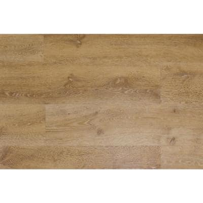 Romulus Concept Oak 9 in. W x 60 in. L WPC Vinyl Plank Flooring (30.14 sq. ft.)