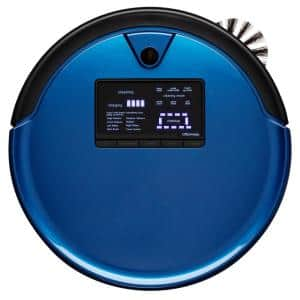 PetHair Plus Robotic Vacuum Cleaner and Mop, Cobalt