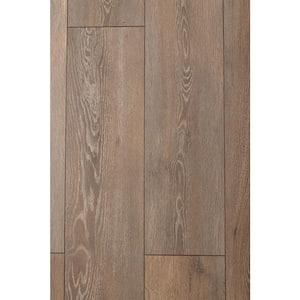Breckenridge Oak 12mm Thick x 8.03 in. Wide x 47.64 in. Length Laminate Flooring (15.94 sq. ft. / case)