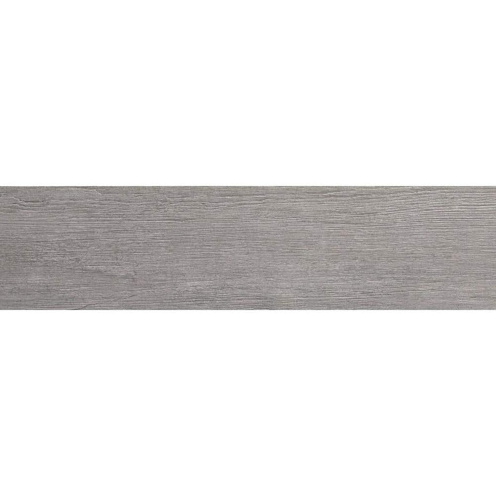 Corso Italia Selva Grey 6 In X 36 In Porcelain Floor And Wall Tile 13 08 Sq Ft Case Aw6v The Home Depot