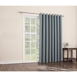 Mineral Thermal Extra Wide Blackout Curtain - 100 in. W x 84 in. L