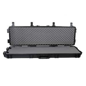 XL #818 Airtight/Watertight Rifle Case with DIY Customizable Foam