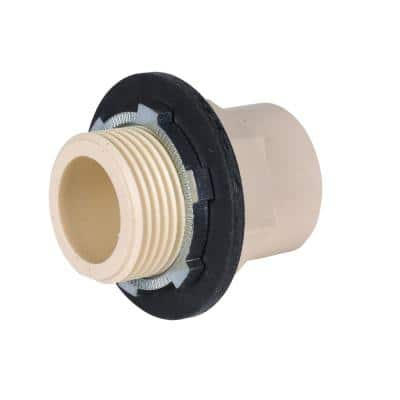 CPVC Water Heater Adapter Kit