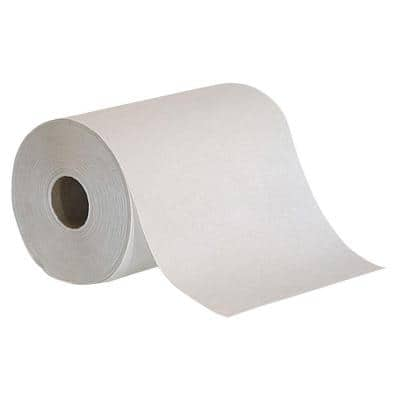 Envision White Hardwound Roll Paper Towels (12 per Carton)