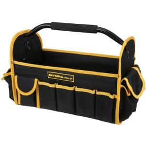 16 in. Tool Bag with Steel Padded Handle