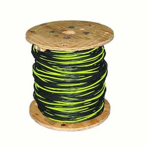 375/' Ramapo 2-2-2 Triplex Aluminum URD Direct Burial Cable 600V Wire