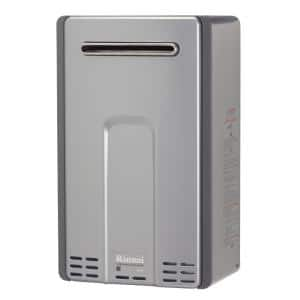 High Efficiency Plus 9.8 GPM Residential 199,000 BTU/h 58.3 kWh Propane Exterior Tankless Water Heater