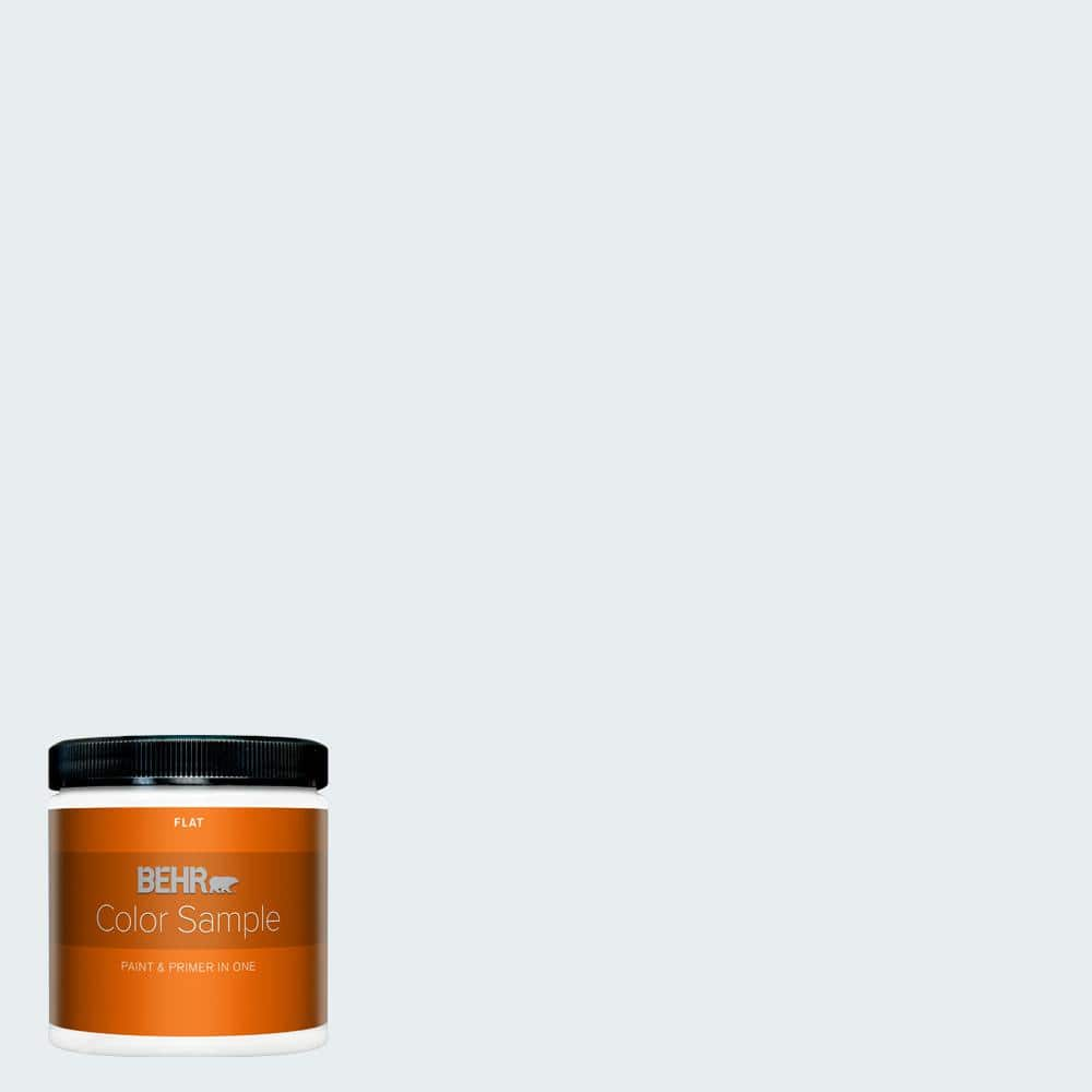 Behr Premium Plus 8 Oz 560e 1 Little Dipper Flat Interior Paint And Primer In One Sample B310016 The Home Depot