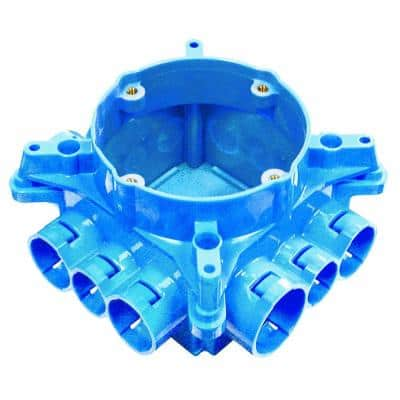 ENT Mud Box with Ceiling Ring and Ground Lug (24-Pack)