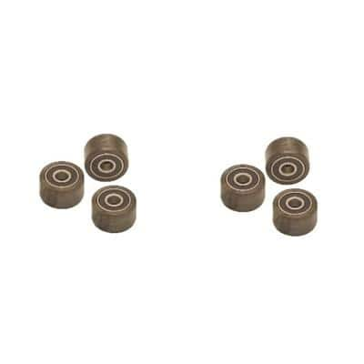 Replacement Set of Feed Rollers for Large Machine Power Cable Feed (2-Pack)