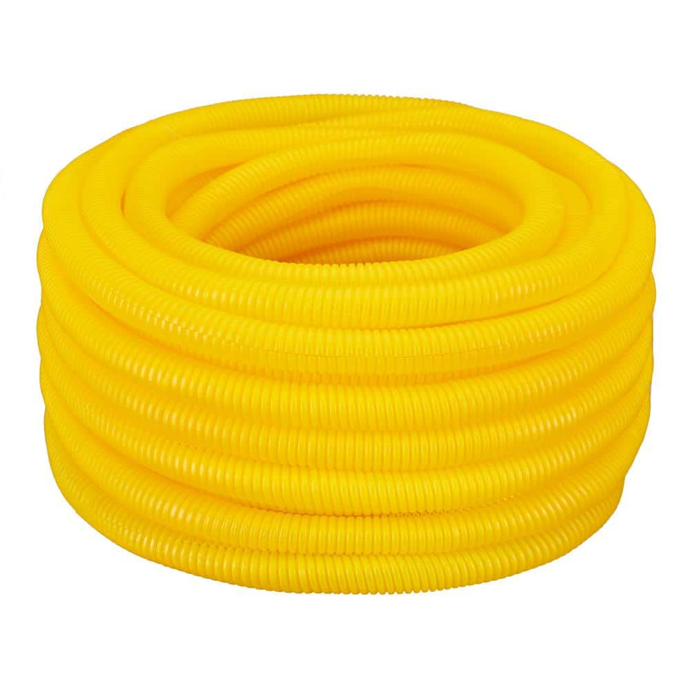 DTE4906P19Y DURABULL 6 4 Ply Polyester Twisted Eye Synthetic Web Slings