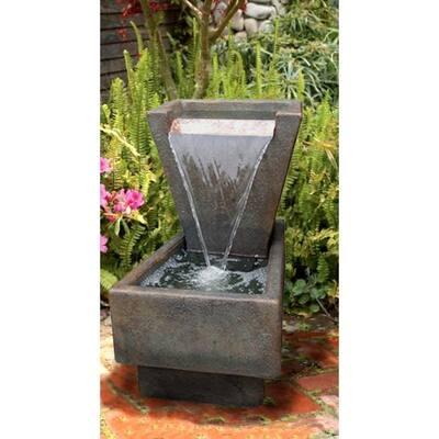 Small Geometrica Fountain