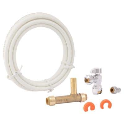 Push-to-Connect Ice Maker Installation Kit