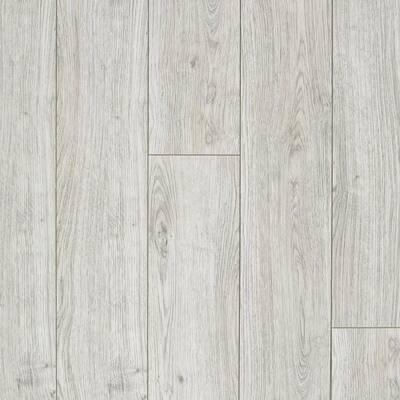 12 mm T x 7-1/2 in. W x 50-2/3 in. L Yountville Oak Water Resistant Laminate Flooring (18.42 sq. ft./case)