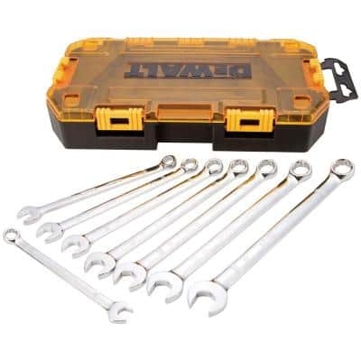 Metric Combination Wrench Set