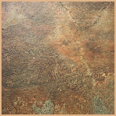 Take Home Sample - Ashlar Luxury Vinyl Tile Flooring - 4 in. x 4 in.