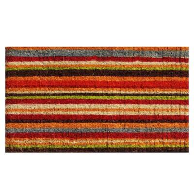 Palisades Stripe 24 in. x 36 in. Door Mat