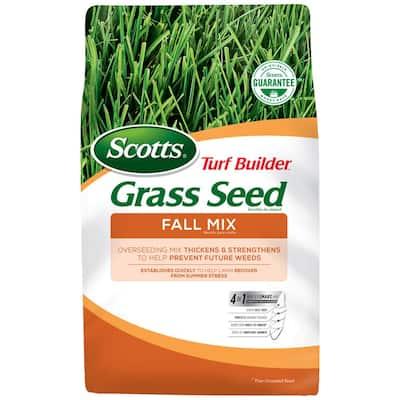 Scotts Turf Builder 15 lbs. Grass Seed Fall Mix