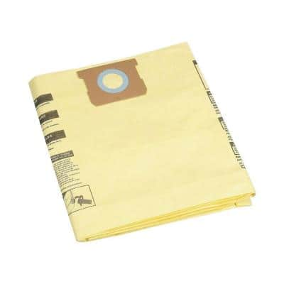 14 gal. High-Efficiency Collection Filter Bags (2-Pack)
