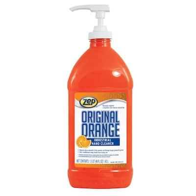 48 oz. Original Orange Industrial Hand Soap