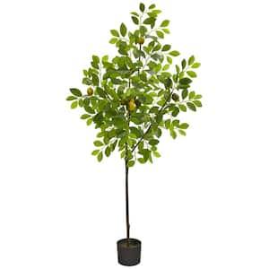 61 in. Lemon Artificial Tree