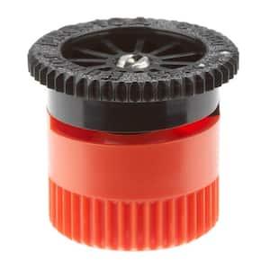 Pro Adjustable Arc Spray Nozzle with 10 ft. Radius