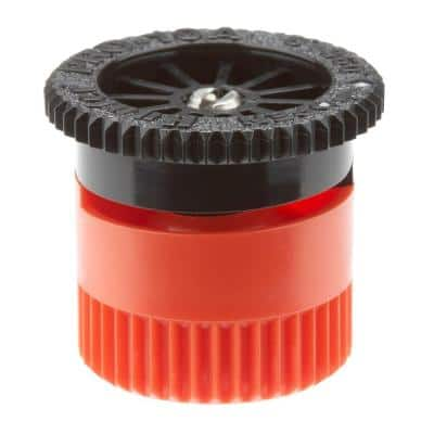 Pro Adjustable Arc Spray Nozzle for Rotating Sprinkler Systems with 10 ft. Radius