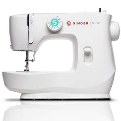 6-Stitch Sewing Machine with Built-in Storage