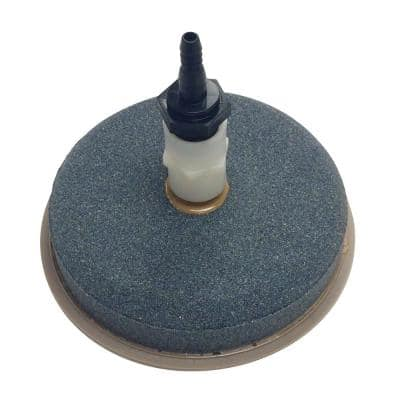 7 in. Diffuser Airstone with Backflow Valve