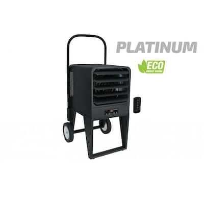 PKB Platinum 240-Volt/208-Volt 15/11.25kW 3-PH Portable Unit Heater