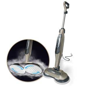 Steam and Scrub All-in-One Scrubbing and Sanitizing Hard Floor Steam Mop S7001