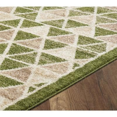 4 X 6 Water Resistant Area Rugs Rugs The Home Depot
