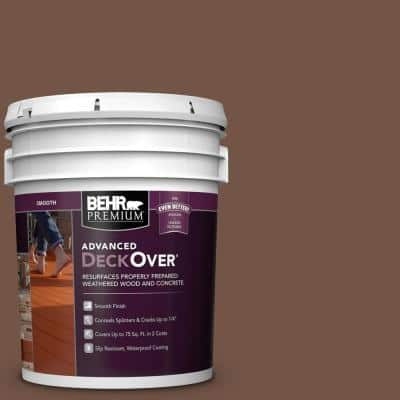 5 gal. #SC-123 Valise Smooth Solid Color Exterior Wood and Concrete Coating