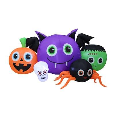Halloween Monsters Outdoor Halloween Inflatable Decor