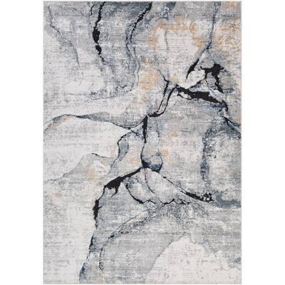 Elspeth Gray 7 ft. x 9 ft. Indoor Area Rug