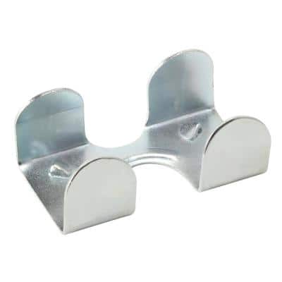 3/8 in. x 1/2 in. Zinc-Plated Rope Clamp (2-Pack)
