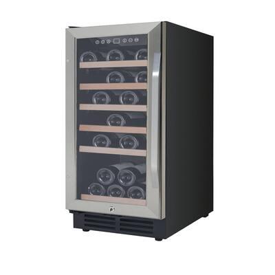 15 in. 28-Bottle Wine Cooler