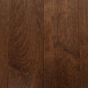 American Originals Carob Maple 3/4 in. T x 5 in. W x Varying L Solid Hardwood Flooring (23.5 sq. ft. /case)